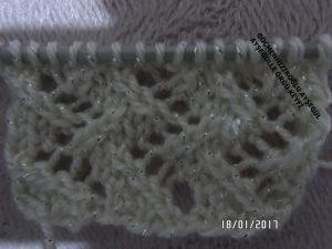 Zikzak örgü modeli